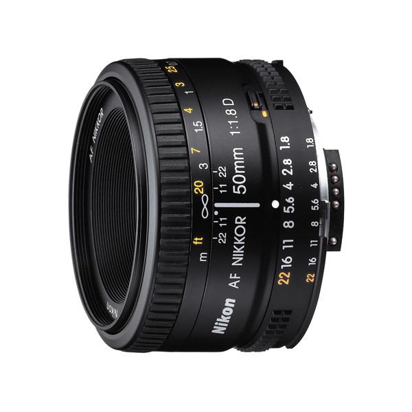 Обьектив Nikon AF NIKKOR 50MM F/1.8D