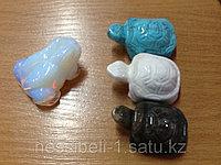 Фигурки из камней .черепаха