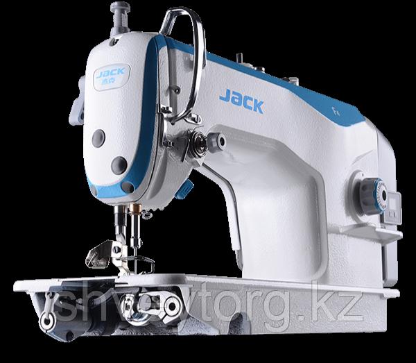Высокоскоростная одноигольная промышленная швейная машина JACK JK-F4-H
