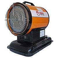 Калорифер дизельный ДК-17 ПЛ апельсин