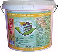 Гель кондитерский натуральный, 6 кг