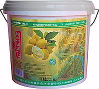 Гель кондитерский лимон, 6 кг