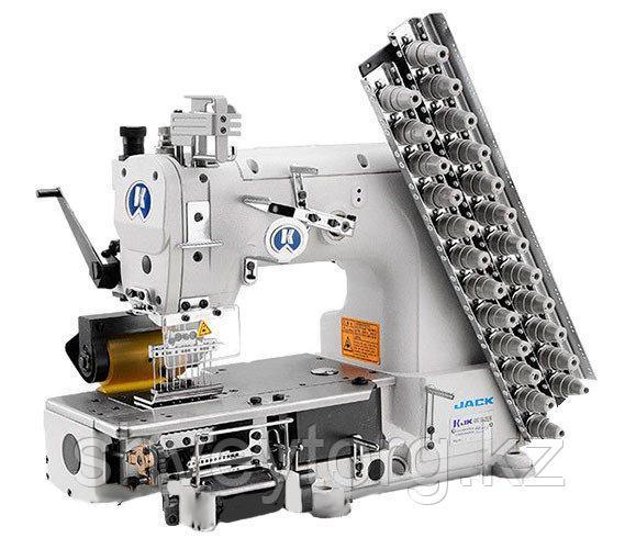 12 игольная швейная машина  JACK JK-8009VCDI-12064P/VWL