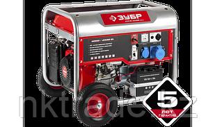 Электростанции бензиновые с блоком автоматического ввода резерва (ATS) ЗЭСБ-4500-ЭНА