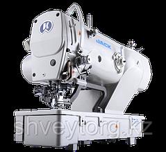 Kомпьютерная петельная машина для выполнения прямой и имитации глазковой петли JACK JK-T1790BK-3