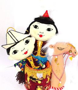 Национальные сувениры Казахстана