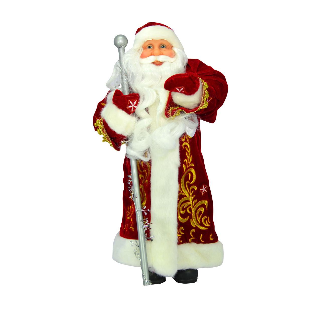 Дед Мороз 45 см в красном