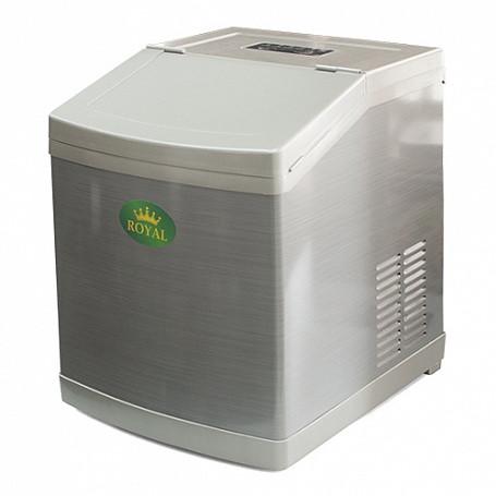 Льдогенератор AP-25BT(345х440х455 мм, 2,5л, 18кг/сут, 220В, масса 20,5кг) куб лёд