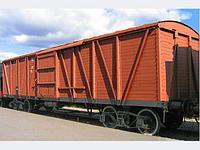 Разработка схем размещения и крепления грузов в крытых вагонах