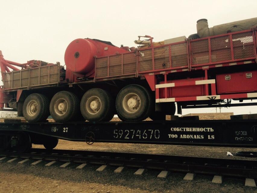 Перевозка сверхнегабаритных грузов