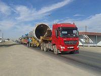 Перевозка негабаритных и тяжеловесных грузов автомобильным транспортом