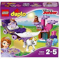 Lego Дупло Волшебная карета Софии Прекрасной, фото 1