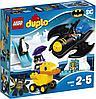 Lego Дупло Приключения на Бэтмолёте