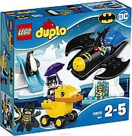 Lego Дупло Приключения на Бэтмолёте, фото 1