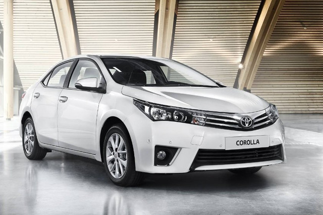 Toyota Corolla 2013+