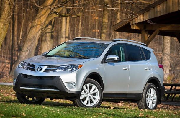 Toyota Rav4 2012+