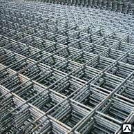 Сетка сварная 500 х 1500 мм D = 5 мм ячейка 100 х 100 мм ГОСТ 23279-21012