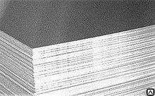 Лист нержавеющий 0.8х1250x2500 AISI 201 матовый