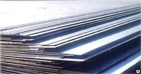 Лист нержавеющий 2х1250х2500 AISI 304 холоднокатаный матовый в пленке