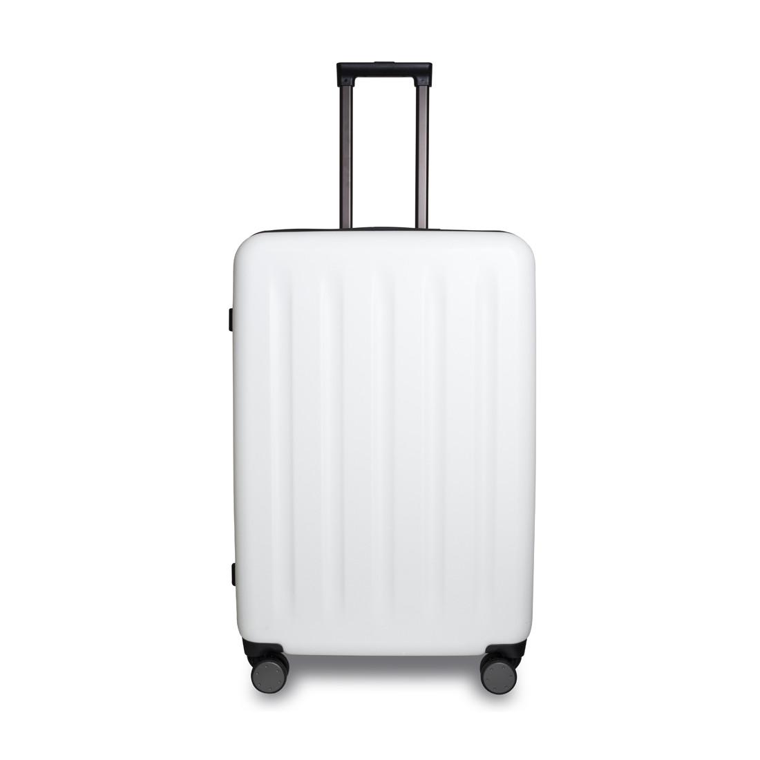 """Чемодан, Xioami, Mi Trolley 90 Points Suitcase 24"""" XNA4017RT, 5 вместительных отделений, Изностостой"""