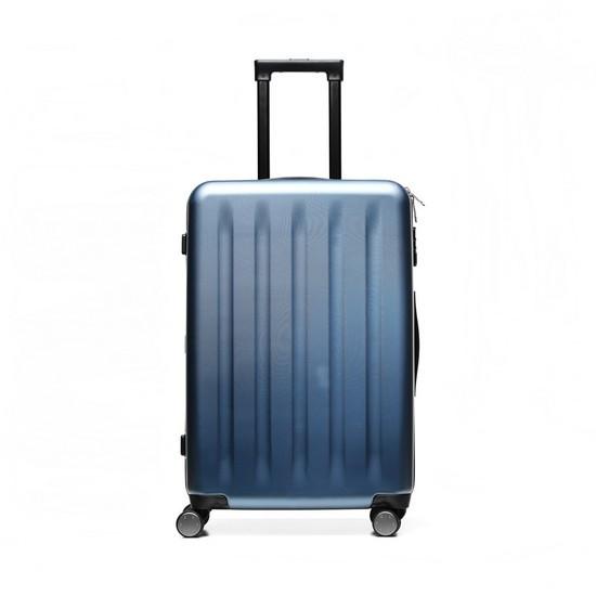 """Чемодан, Xioami, Mi Trolley 90 Points Suitcase 24"""" XNA4007RT, 5 вместительных отделений, Изностостой"""