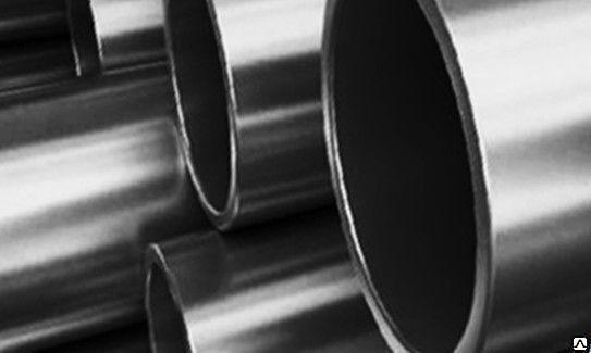Труба бесшовная 203х28 мм горячекатаная сталь 45