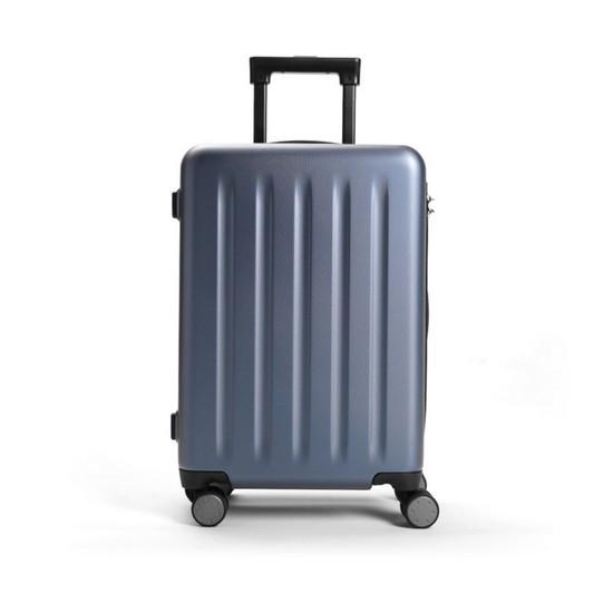 """Чемодан, Xioami, Mi Trolley 90 Points Suitcase 20"""" XNA4003RT, 5 вместительных отделений, Изностостой"""