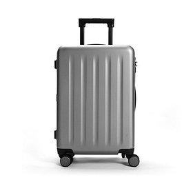 """Чемодан, Xioami, Mi Trolley 90 Points Suitcase 20"""" XNA4001RT,  5 вместительных отделений, Изностосто"""