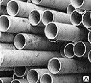Труба нержавеющая 38 х 4 ст. 10Х17Н13М2Т