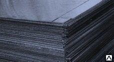 Лист холоднокатаный 1*1250*2500 сталь 10 ГОСТы 16523-97, 19904-90