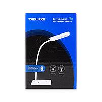 Настольная светодиодная лампа, Deluxe, DLTL-102B-6W, 6Вт, 24 диода, Сенсорное управление, 3 Степени , фото 3