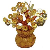 Денежное дерево в золотом мешке, фото 1