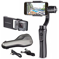 3Х ОСЕВОЙ СТАБИЛИЗАТОР ДЛЯ СМАРТФОНОВ И GOPRO ZHIYUN SMOOTH Q