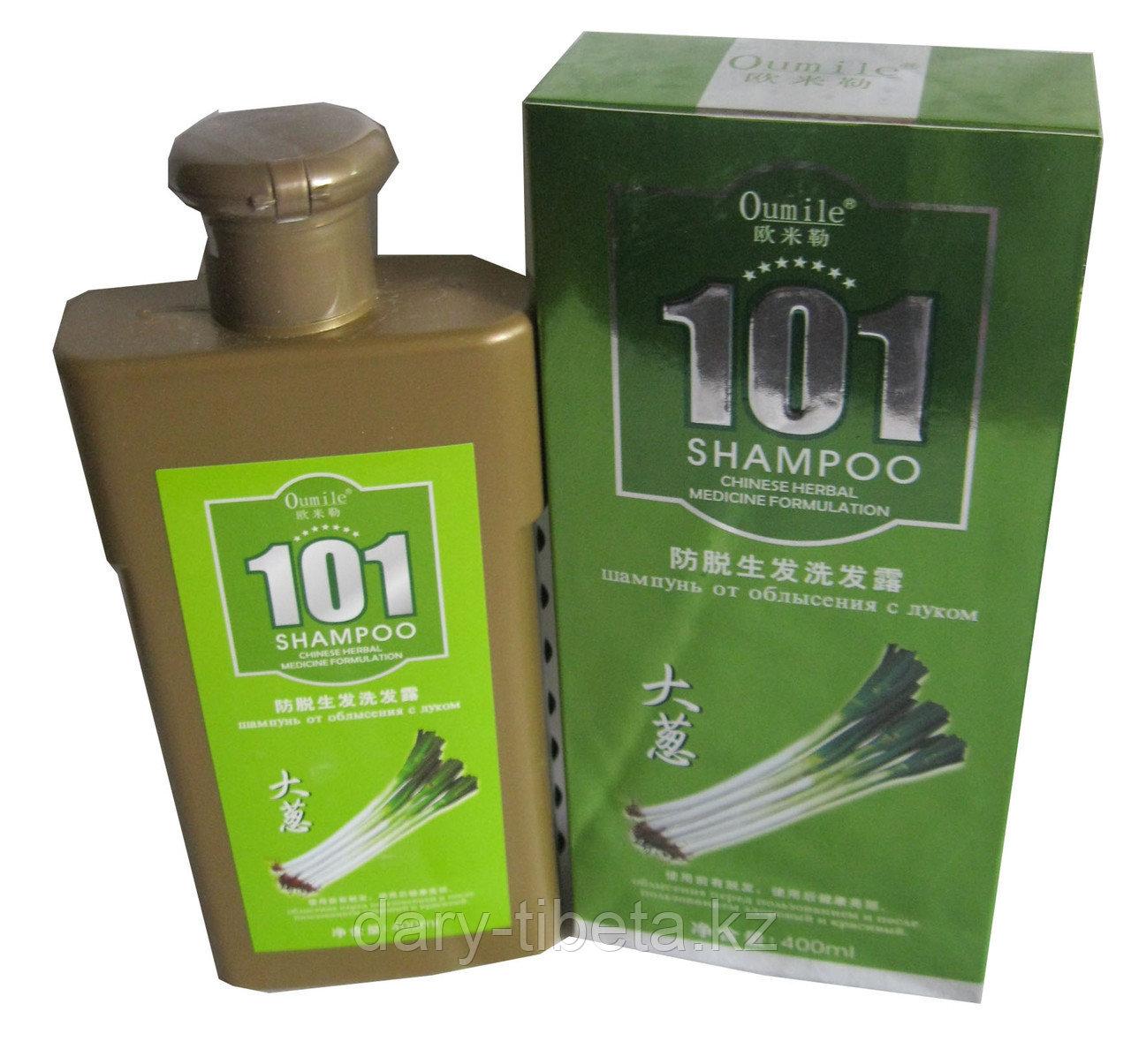 101 Oumile - Шампунь от облысения с луком