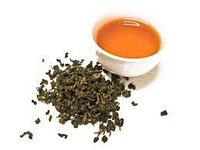 Китайский Зеленый чай с виноградом