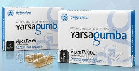 Ярсагумба новая формула - 5 капсул
