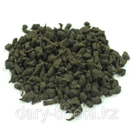Черный чай - Дракон ( с женьшенем )100гр
