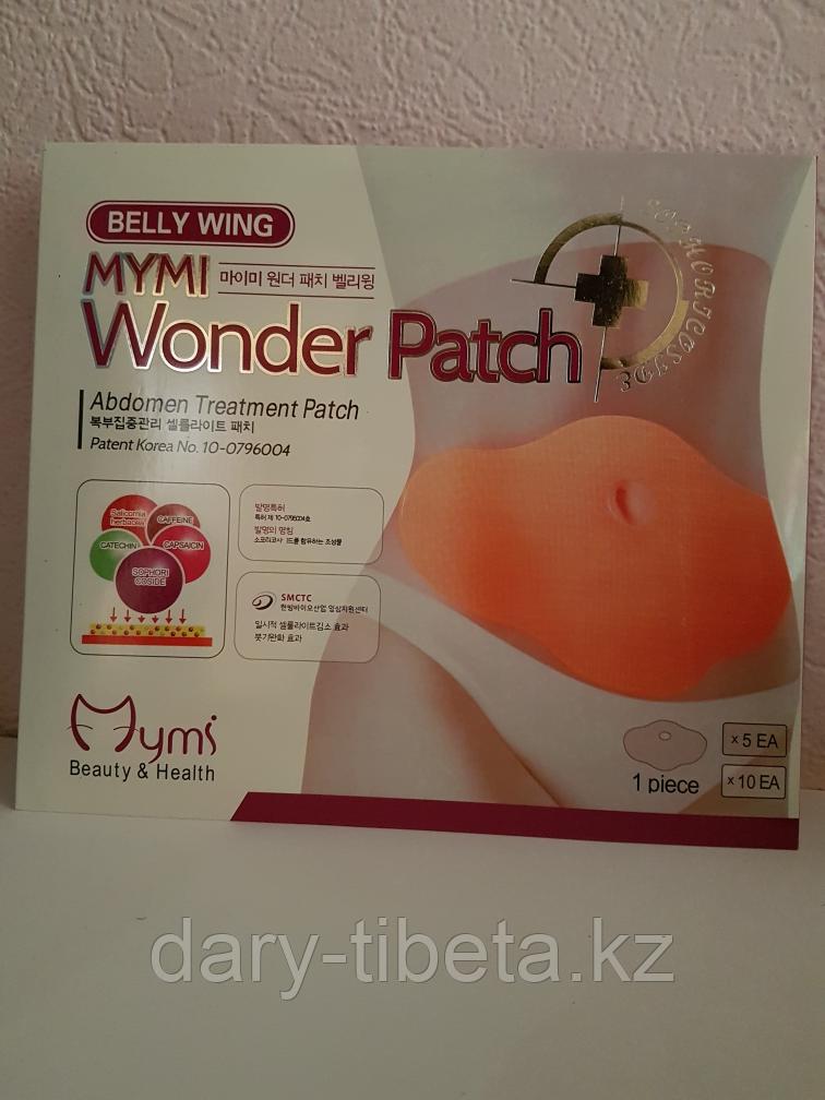 Пластырь для похудения Myni Wonder Patch 3 в 1 (живот)