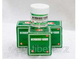 """Гель антисептический """"Китайская зеленка"""" Поверхностная анестезия кожных покровов"""