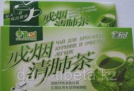 Чай для бросания курения и очистка легких