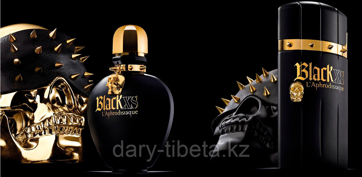 Paco Rabanne Black XS L'Aphrodisiaque for Men ( 80 мг )