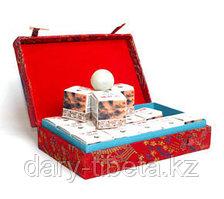 Пилюли ''Ху ган '' Hu Gan для печени и желчного пузыря - 15 пилюль