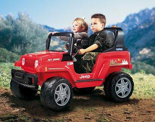 Детские электромобили и мотоциклы