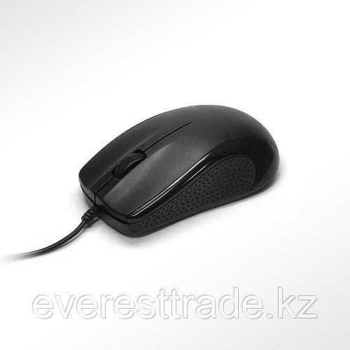 Мышь проводная Mirex MSM001BK