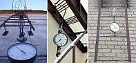 Обследование пожарных наружных стационарных лестниц, маршевые лестницы