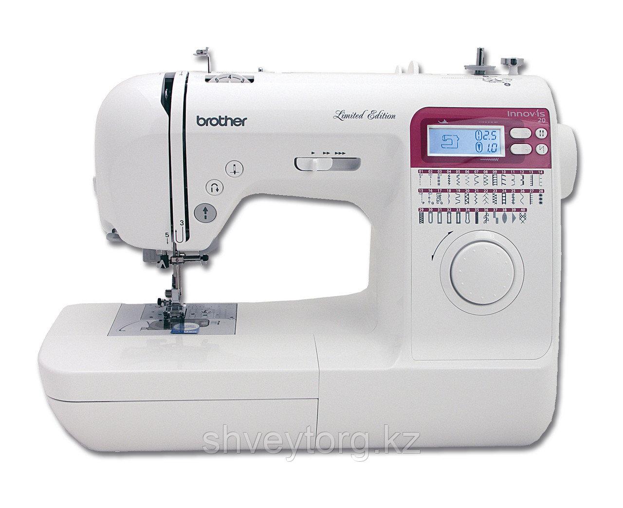 Компьютеризированная швейная машина Brother Innov-is 20 LE