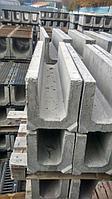 Лоток водоотводный бетонный 200х240х1000мм, фото 1