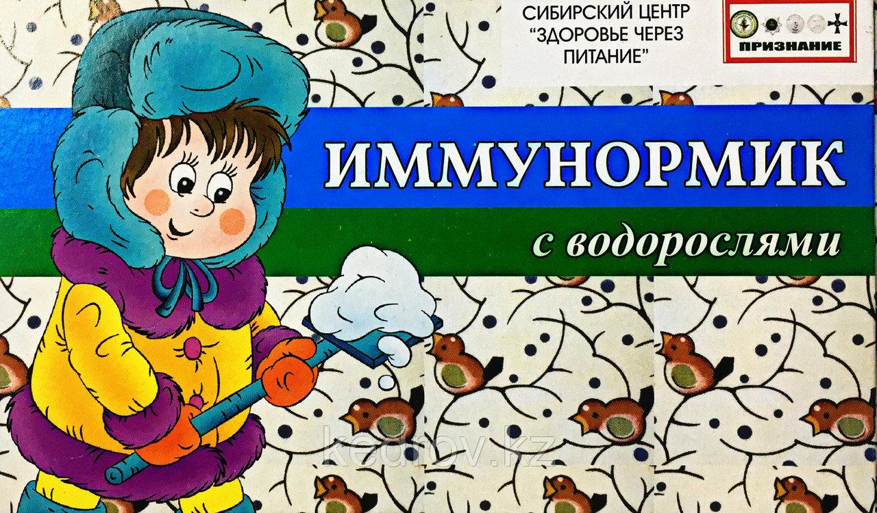 Чай Детский Леканька Иммунормик с водорослями 30 гр, 20 ф/п по 1,5 гр