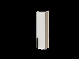 Шкаф навесной ЮВЕНТА MATRIX MXС-20м KREMA
