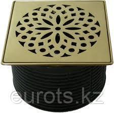 """Надставной элемент с решеткой """"хамам"""", подходит к трапам серии """"60Plus"""" HL3928"""